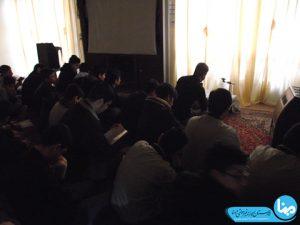 برگزاری مراسم عزاداری شهادت حضرت فاطمه 96-97