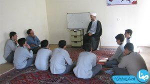 جلسه شورای دانش آموزی در مدرسه 96-97